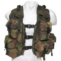 Brit. Tactical-Weste DPM tarn, gebr
