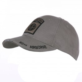 US-Base Cap 82 Airborne