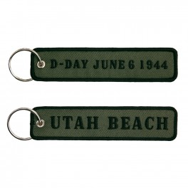 KEYCHAIN D-DAY UTAH BEACH