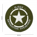 PATCH D-DAY ALLIED STAR